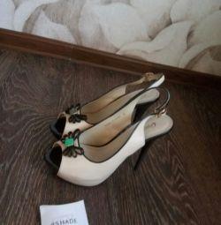 Туфли фирма Oshade р-р 38 отличное состояние