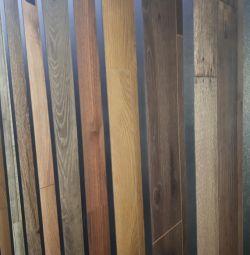 Laminate in the boards