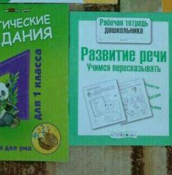 Class 1 notebooks