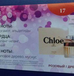 Хлое / Chloe, бренд емпірією