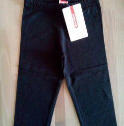 Pantaloni noi Cherubino pentru gimnastică