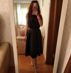 Φούστα μαύρο S