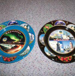 New wall plates, exchange