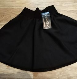 New skirt for first graders