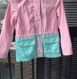 Windbreaker for girl height 146