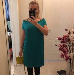 Yeni Tunik Elbise 44-48 Calzedonia İtalya