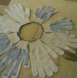 Γάντια εργασίας :)