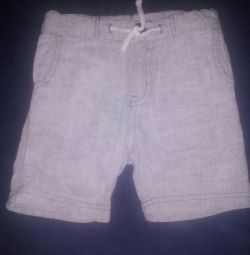 HM shorts and next