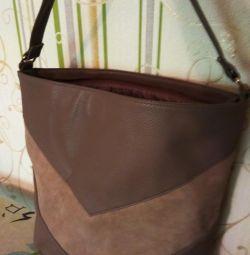 A bag. New Avon