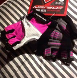 Γάντια ποδηλασίας (S)