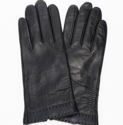 Γάντια για γυναίκες, καινούργια, γνήσιο δέρμα
