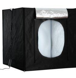 Κουτί φωτογραφιών 80 * 80cm με οπίσθιο φωτισμό LED