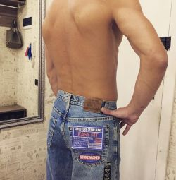 Yeni erkek kot pantolon