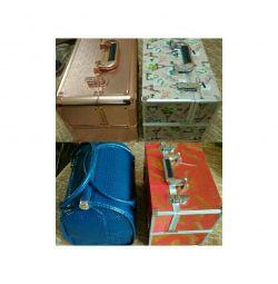 Чемоданы и сумки для мастеров