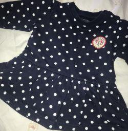 Плаття на новонароджену