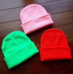 Hats new for 100₽