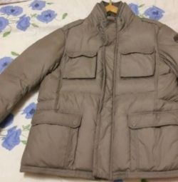 jacket-down jacket in perfect condition
