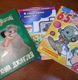 Cărți educative și cărți de colorat