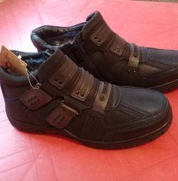 Νέες χειμωνιάτικες μπότες 38,39,40,41.