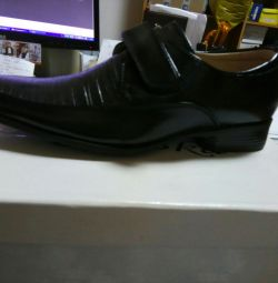 Pantofi noi școlare p.31, 34, 35, 36, 38