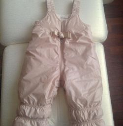 pantaloni - salopete, p. 86 cm
