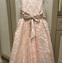 Rochie nouă elegantă de 8 ani