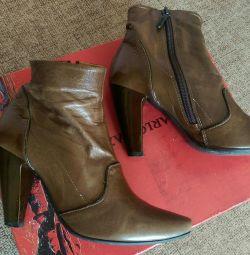 Autumn, spring shoes, Carlo Pasolini