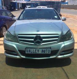 2012 C200 Mercedes Benz