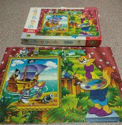 Puzzle-urile și cartea