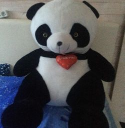 Panda μεγάλο
