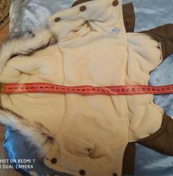 Köpek kıyafetleri. Kışlık ceket