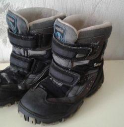 Ботинки Kapika 33р. (21см)