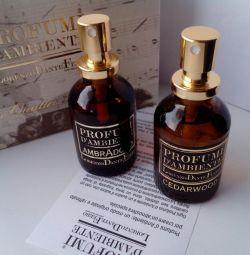 İç mekan parfümeri Lorenzo Dante Ferro (sedir ağacı)