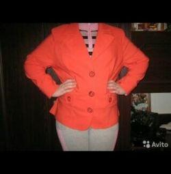 Ветровка пиджак новый!!