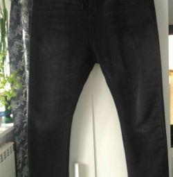 Jeans rezervat pentru 13-14 ani