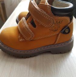Children's shoes, solution 23