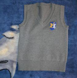 School vest (8 years)
