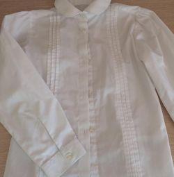 Mothercare gömleği beden 122-128