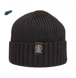 Men's hat Bogner (black)