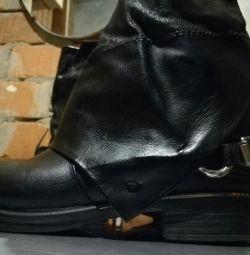 Μπότες Άνοιξη Φθινόπωρο 40