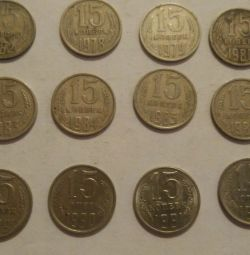 15 cents USSR weather