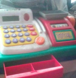 Cash desk for children