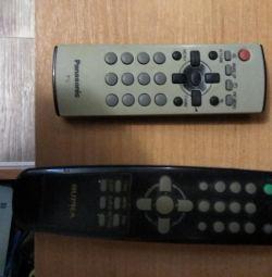 Τηλεχειριστήριο τηλεχειριστηρίου Supra