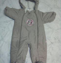 Φόρμες φόρμας p68 με ζεστό γάντι
