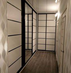 Cupboard wardrobe, chest of drawers, children's
