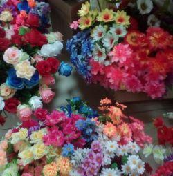 Εκκαθάριση! Τεχνητά άνθη (χονδρική και λιανική)