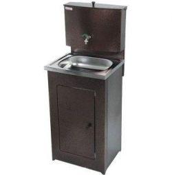 Wash basin of Akvateks EVN / copper / stainless steel sink