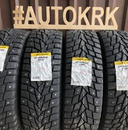 Winter tires R17 225 55 Dunlop