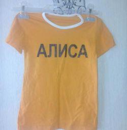 T-shirt pentru fete 5-8 ani