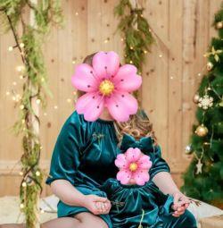 Φόρεμα 👗 μαμά και κόρη!